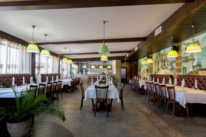 Лукоморье Ресторан гостиница Волгоград