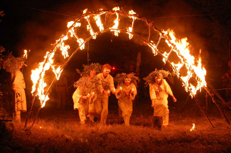 Славянские фестивали