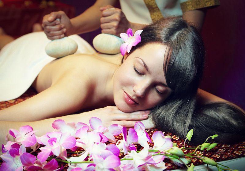 Настоящий тайский массаж смотреть онлайн